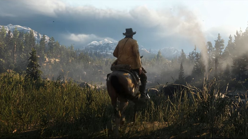Red Dead Redemption 2 Game Open World Terbaik? Kenapa?