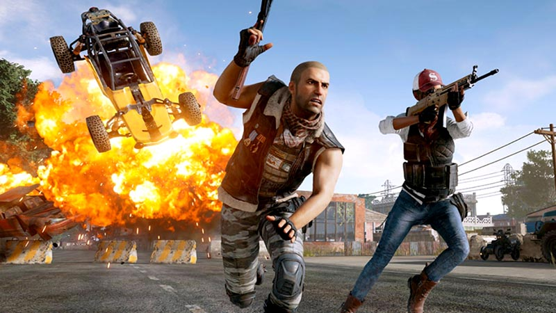 PUBG PS4 Review: PlayerUnknown's Battlegrounds yang Intuitif