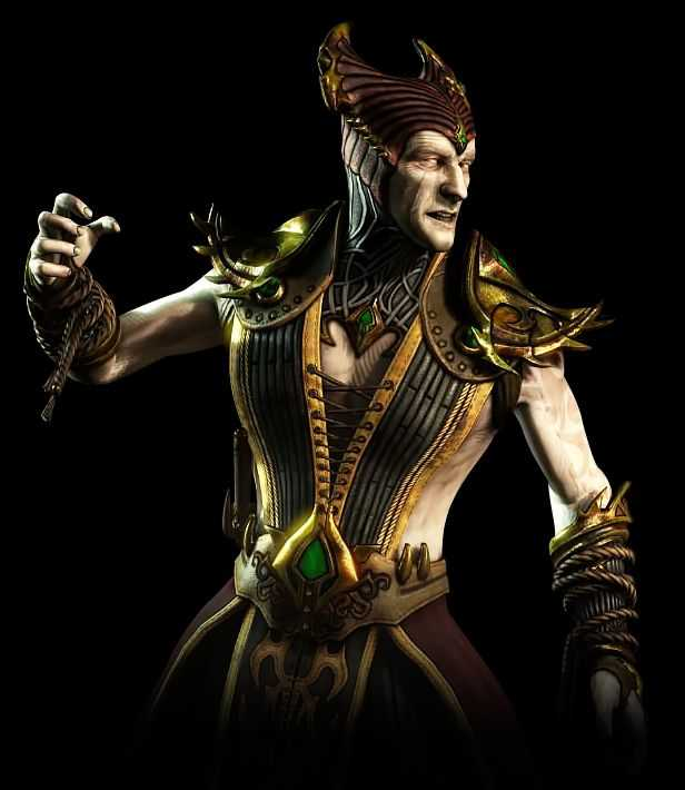 shinnok mortal kombat