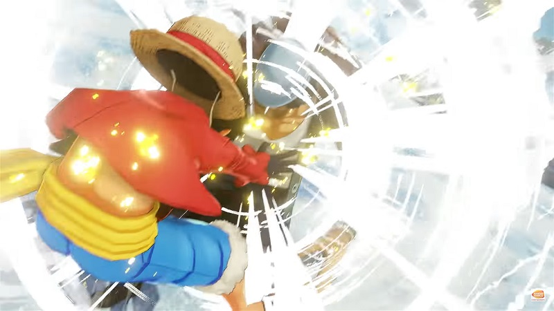 Luffy Menghajar Kuzan?! Simak Trailer Karma System One Piece World Seeker!