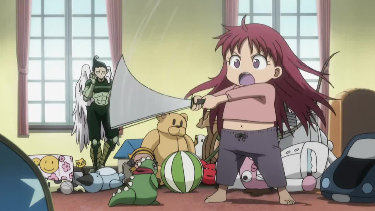 fakta kite hunter x hunter - chimera ant