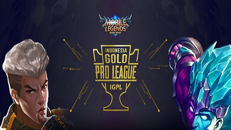 NXL> dan 7 Tim eSport Lain Siap Ramaikan IGPL Mobile Legends!!