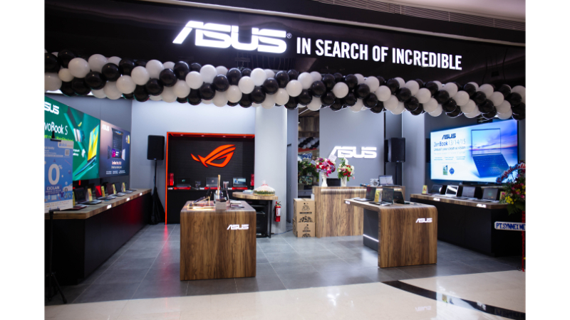 ASUS Exclusive Store Lippo Mall Puri