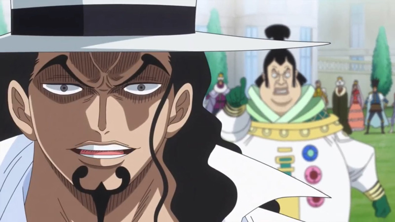 Preview One Piece Episode 886: Rob Lucci Comeback Sebagai CP0!
