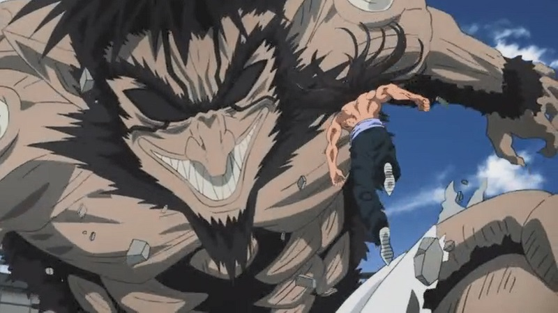 8 Monster Level Dragon One-Punch Man yang Apes Ketemu Saitama!