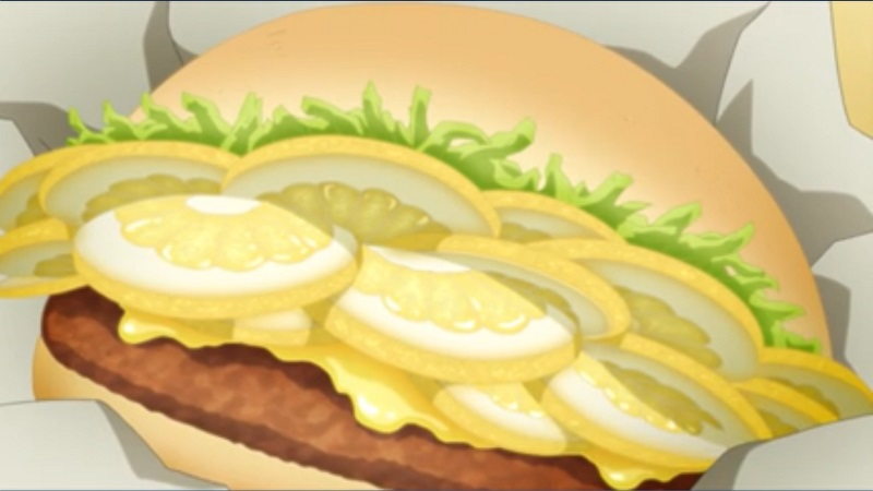 Horor Abis! Begini Burger Lemon di Boruto Episode 116!