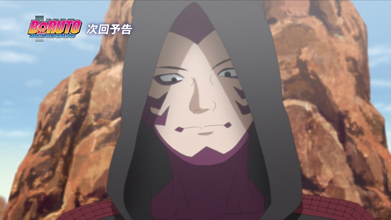 Preview Boruto Episode 121: Shinki dan Boruto Melindungi Shukaku?!